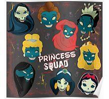 Princess Squad Poster