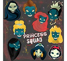 Princess Squad Photographic Print