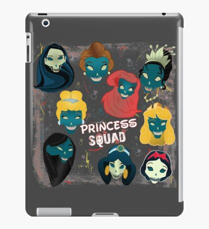 Princess Squad iPad Case/Skin