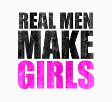 ssdfsdf REAL MEN MAKE GIRLS T-Shirt sdfsdf Unisex T-Shirt