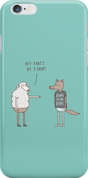 Wolf In Sheep's Clothing by Haasbroek