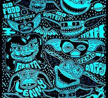 Gremlins- Quotes by Mellark90
