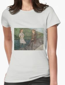 Curse of Fenric Womens Fitted T-Shirt