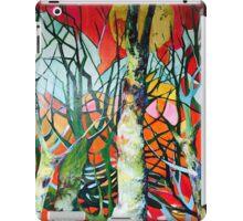 Singing trees iPad Case/Skin