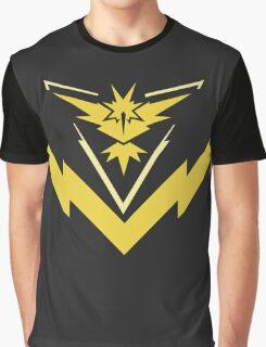 team instinct logo pokemon Graphic T-Shirt