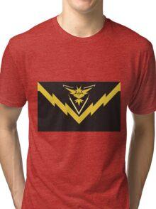 team instinct logo pokemon Tri-blend T-Shirt