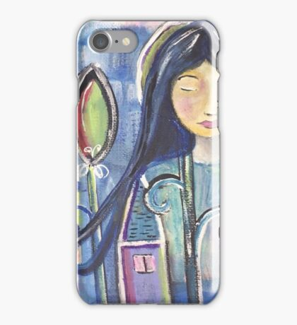 Intuitive Dreams iPhone Case/Skin