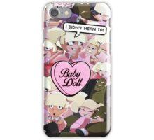 Batman: Baby Doll  iPhone Case/Skin