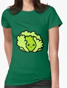 Lettuce Entertain You Womens Fitted T-Shirt