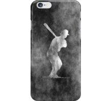 Grunge Baseball Art iPhone Case/Skin