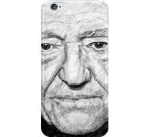 Willie Nelson iPhone Case/Skin