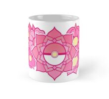 Pokeball Flowers Mug