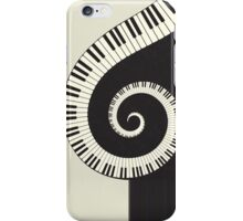 Piano strings Back Case Cover  iPhone Case/Skin