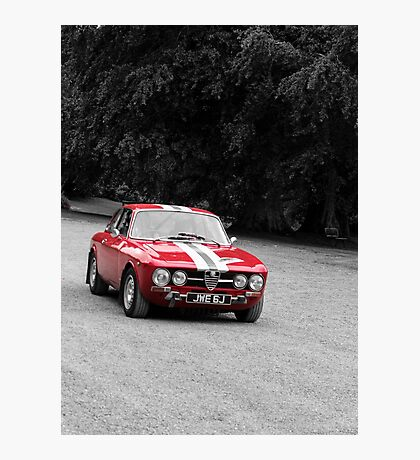 Classic Cars 2 Photographic Print