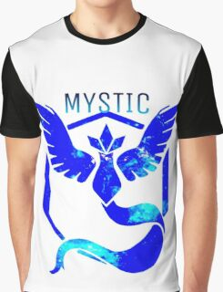 Team Mystic Galaxy Graphic T-Shirt