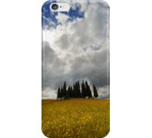 Cypresses of Toscany iPhone Case/Skin