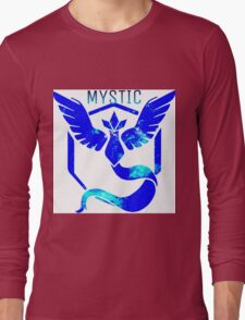 Team Mystic Galaxy Long Sleeve T-Shirt