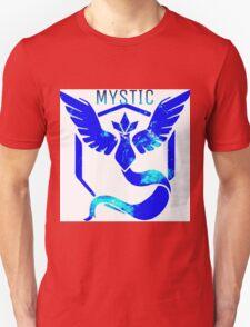 Team Mystic Galaxy Unisex T-Shirt