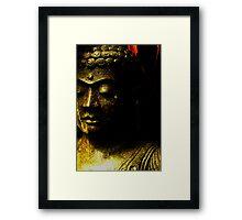 Now&Zen Framed Print
