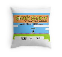 Yoshie's Cookie Throw Pillow