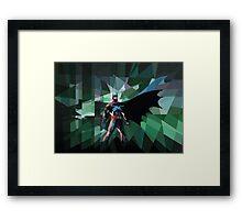 Dark One Framed Print