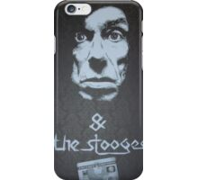 & the stooges tour 2016 iPhone Case/Skin