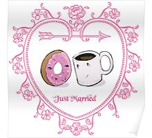 Coffee and Donut: A Love Story Poster