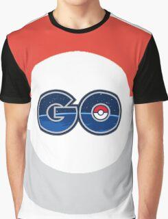 Pokemon Go Design Graphic T-Shirt