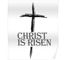 Christian T-shirt - Jesus Christ shirt  Poster