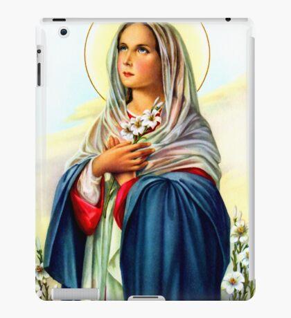 Mary Love iPad Case/Skin