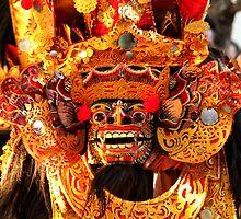 the Majestic Barong - Bali,2010 by BaliBuddha