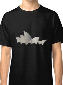 Polytecture Art : Opera House of Sydney Classic T-Shirt