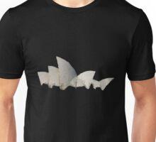 Polytecture Art : Opera House of Sydney Unisex T-Shirt