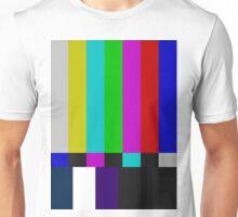 Television Test Pattern T-shirt Unisex T-Shirt