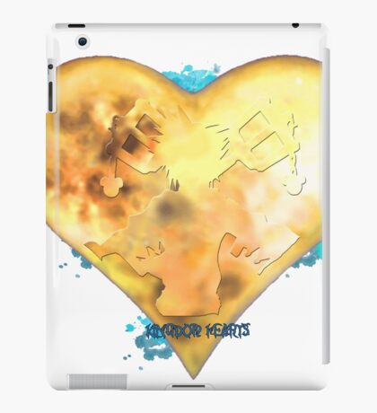 Kingdom Hearts iPad Case/Skin