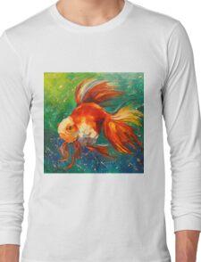 Goldfish Long Sleeve T-Shirt