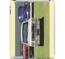 Mustang, Camaro, 56 Chevy iPad Case/Skin