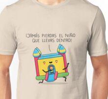 El niño dentro de ti Unisex T-Shirt