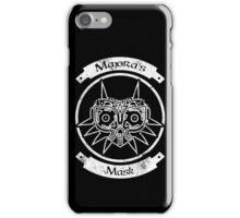 Majora's Mesk iPhone Case/Skin