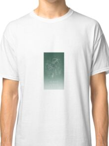 Virgo Zodiac constellation - Starry sky Classic T-Shirt