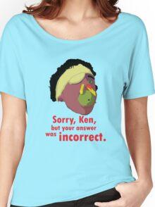 A Fish Called Wanda - Sorry, Ken Women's Relaxed Fit T-Shirt