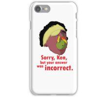A Fish Called Wanda - Sorry, Ken iPhone Case/Skin