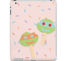 ice cream and sprinkles iPad Case/Skin