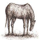 Horse by Steve Bonello