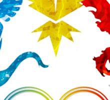 Pokemon Go - United Teams Sticker