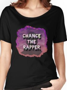 Chance - Messy Women's Relaxed Fit T-Shirt