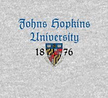 Johns Hopkins University-Gothic Text Pullover