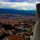 Watching Over Cuenca by Al Bourassa