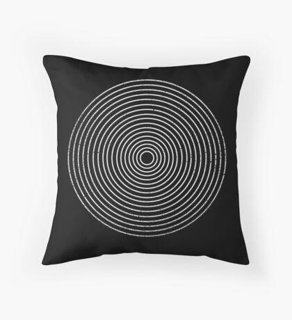 Hipnosis  Throw Pillow