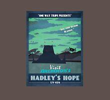 Visit Archeron's Hadley's Hope (LV-426) Unisex T-Shirt